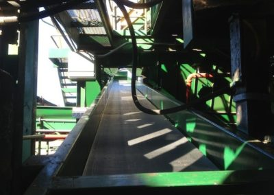 Bark Conveyor